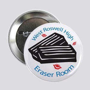 """General Roswell 2.25"""" Button"""