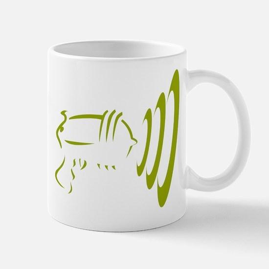 Plasmic Ray Gun Mug