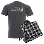 Beer-volution (DE) Men's Charcoal Pajamas