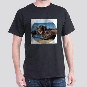 Galapagos Islands Iguana Dark T-Shirt