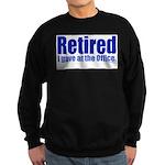Retirement Sweatshirt (dark)