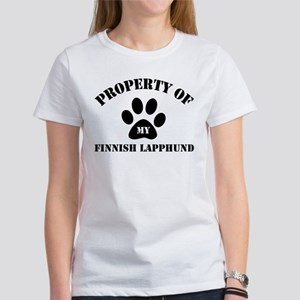 My Finnish Lapphund Women's T-Shirt