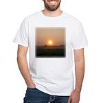 Sunrise 0018 White T-Shirt