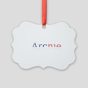 Archie Picture Ornament