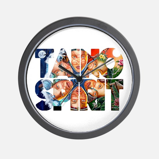 TAINO SPIRIT Wall Clock