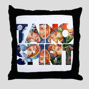 TAINO SPIRIT Throw Pillow