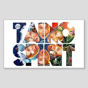 TAINO SPIRIT Rectangle Sticker