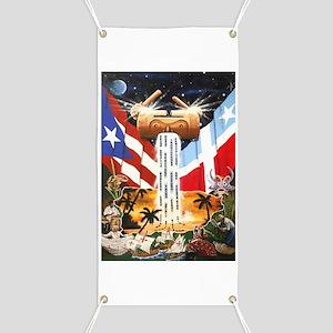 NEW!!! PUERTO RICAN PRIDE Banner