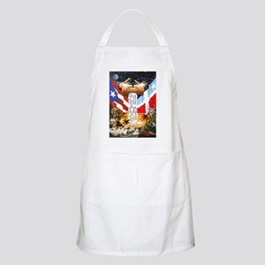 NEW!!! PUERTO RICAN PRIDE BBQ Apron