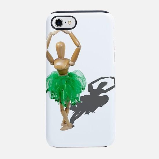 BalletPointeFifth122410.png iPhone 7 Tough Case