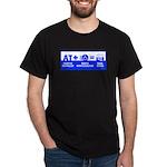 AT = Access! Black T-Shirt