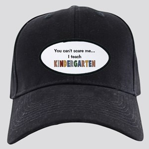 Teach Kindergarten Black Cap