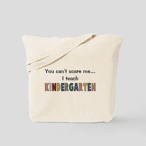 Teach Kindergarten Tote Bag