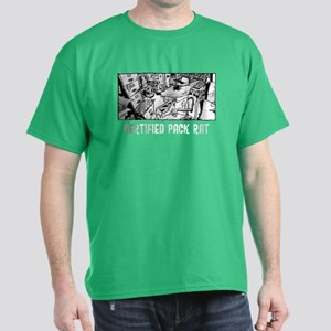 Certified Pack Rat Dark T-Shirt