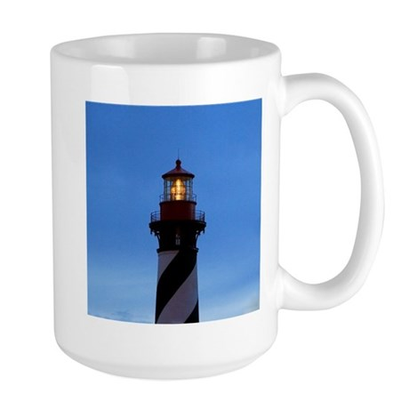 St Augustine Lighthouse Large Mug