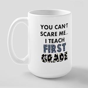 1st Grade Teacher Large Mug