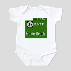 Parkway Exit 82 Infant Bodysuit