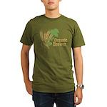 Organic Brewer Organic Men's T-Shirt (dark)
