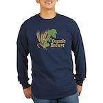 Organic Brewer Long Sleeve Dark T-Shirt