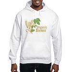 Organic Brewer Hooded Sweatshirt
