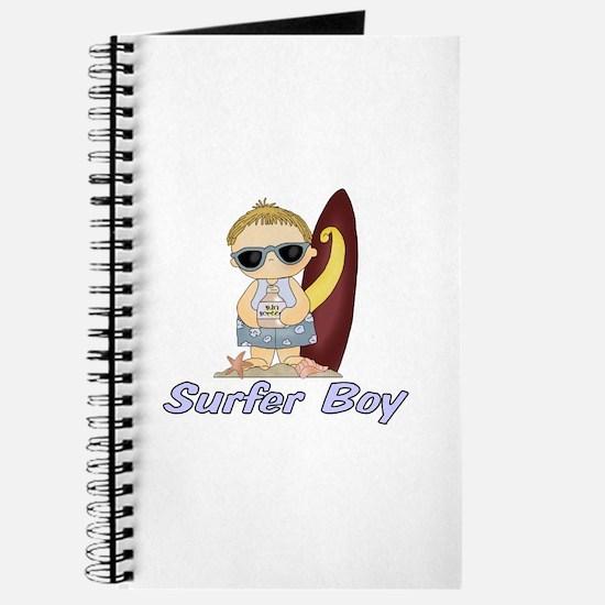 Surfer Boy Journal