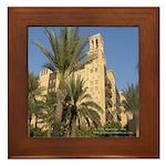 Dubai Architecture 2 Framed Tile