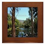 Australia Nature Framed Tile
