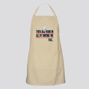 hand in hand - BBQ Apron