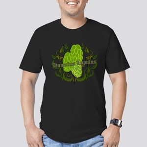 Humulus Lupulus Men's Fitted T-Shirt (dark)