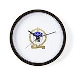 VOTOUR Family Crest Wall Clock