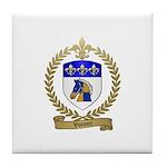 VOTOUR Family Crest Tile Coaster