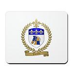 VOTOUR Family Crest Mousepad