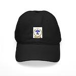 VOTOUR Family Crest Black Cap