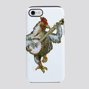 Banjo Chicken iPhone 8/7 Tough Case
