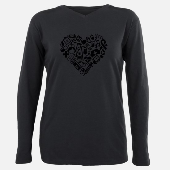 Nurse Heart T-Shirt