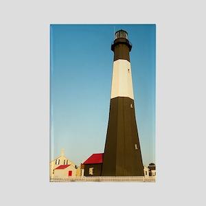 Tybee Island Lighthouse Rectangle Magnet