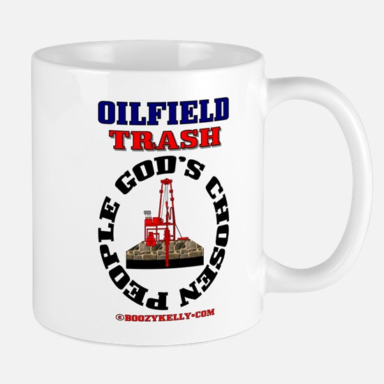 Oil field Trash God's Chosen Mug