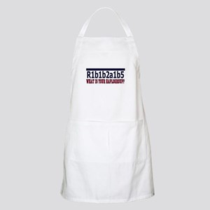 WHAT'S YOUR HAPLOGROUP? BBQ Apron