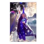 'Merlin' Postcards (Package of 8)