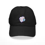 Rainbow Archer Black Cap