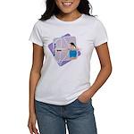 Rainbow Archer Women's T-Shirt