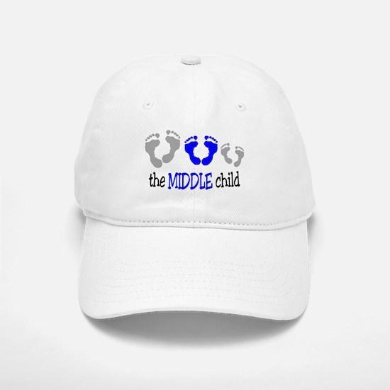 THE MIDDLE CHILD Baseball Baseball Cap