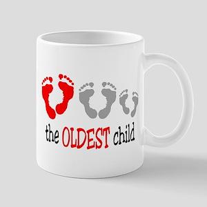THE OLDEST CHILD Mug