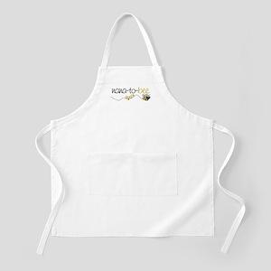 nana to bee again t-shirt BBQ Apron