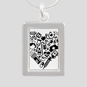 Nurse Heart Necklaces