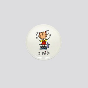Bingo Lover Mini Button