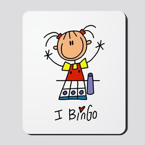 Bingo Lover Mousepad