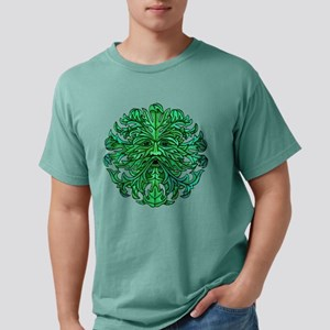 Green Man Gaze T-Shirt
