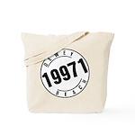 Dewey Beach 19971 Tote Bag