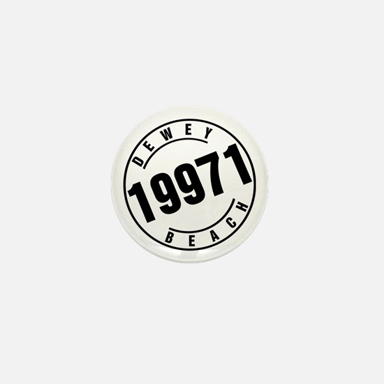 Dewey Beach 19971 Mini Button